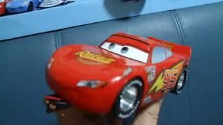 マックイーンのスロットカー:McQueen slotcar thumbnail