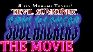 Shin Megami Tensei Devil Summoner Soul Hackers THE MOVIE