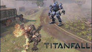 TitanFall - Gameplay Online en Español Xbox 360 - !! Soy todo un TITAN !!