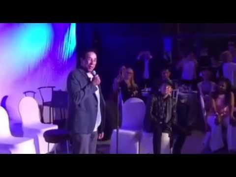 John Lloyd Young singing Ooo Baby Baby with Smokey