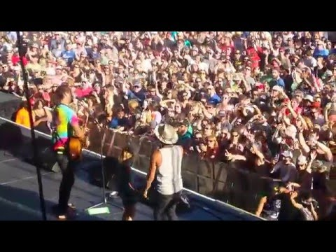 Michael Franti - Say Hey (I Love You) - Sweetwater 420 Festival Live 2016