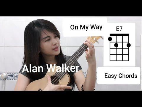 chords-gampang-|-on-my-way-(alan-walker)-|-tutorial-ukulele-pemula---lyrics-and-chords