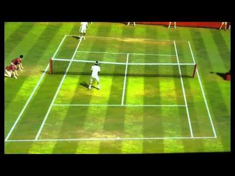 Grand Slam Tennis 2 cheater:nagpalvivek
