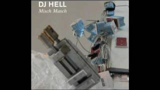 Laurent Garnier - Hoe [Dj Hell Remix]