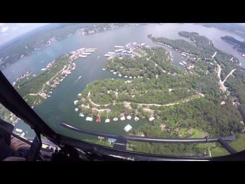 Lake Ozark Helicopter Tour • GoPro