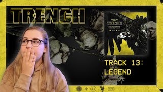 13 LEGEND - TRENCH REACTION SERIES (twenty one pilots)
