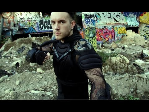 MORGAN PRIEST - FIGHTER'S CREED - PARKOUR AND FREE RUNNING - ASSASSIN'S CREED FAN - 12 NOVEMBRE 2014