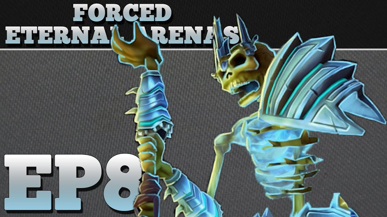 Forced Showdown Gameplay let's play forced eternal arenas gameplay ep. 8 - mordar - forced showdown  gameplay