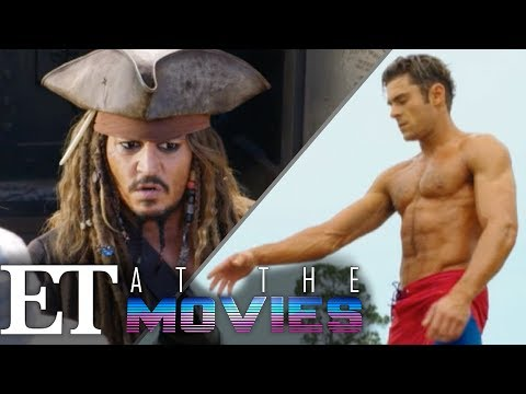 """Baywatch"" and ""Dead Men Tell No Tales"" Breakdown 