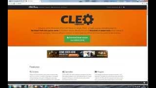 Gta San Andreas Cleo Mod Yüklenişi