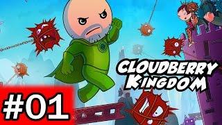 RAGE GAME BAST*RDO - Cloudberry Kingdom - #01
