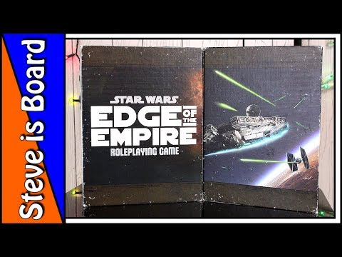 Star Wars Edge of the Empire GM KIT Review