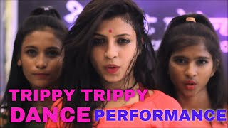 Trippy Trippy Dance Choreography SHREEKANT AHIRE BAPPA EXCEL | BHOOMI | Sunny Leone | Neha Kakkar