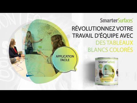 Comment Appliquer La Peinture Tableau Blanc BlancTransparent
