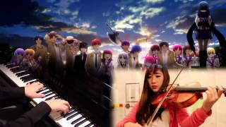 Brave Song (full) - Angel Beats ED [Piano/Viola] feat. xclassicalcatx