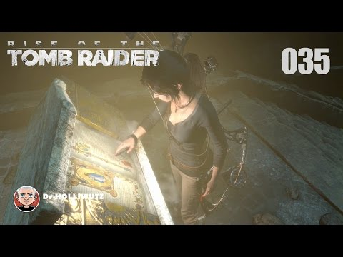 Rise of the Tomb Raider #035 - Die Exorzismuskammer [XBO][HD] | Let's play Tomb Raider