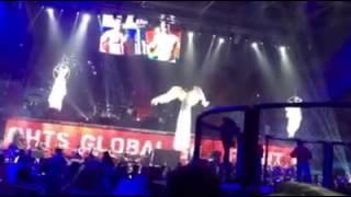 """Fight Night. Спортивное шоу. Бой Емельяненко - Мальдонадо"""""""