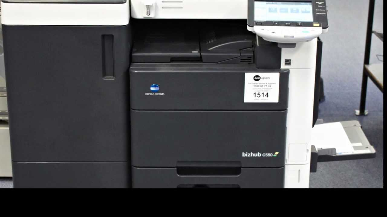Just Copiers - Refurbished Second Hand Ex Lease Photocopiers Ballarat