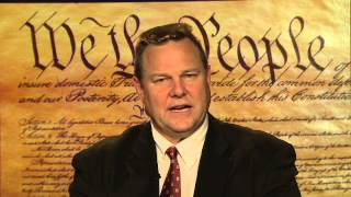 "Senator Jon Tester of Montana introduces his constitutional amendment to overturn ""Citizens United"""