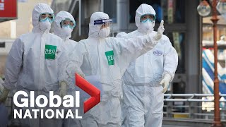 Global National: March 23, 2020 | Coronavirus crisis leads to more extreme measures around the world