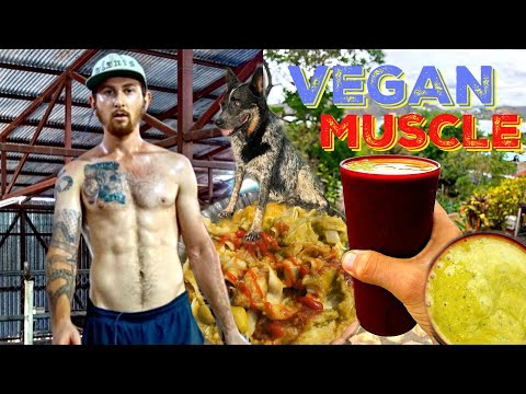 HOW I BUILD VEGAN MUSCLE FAST