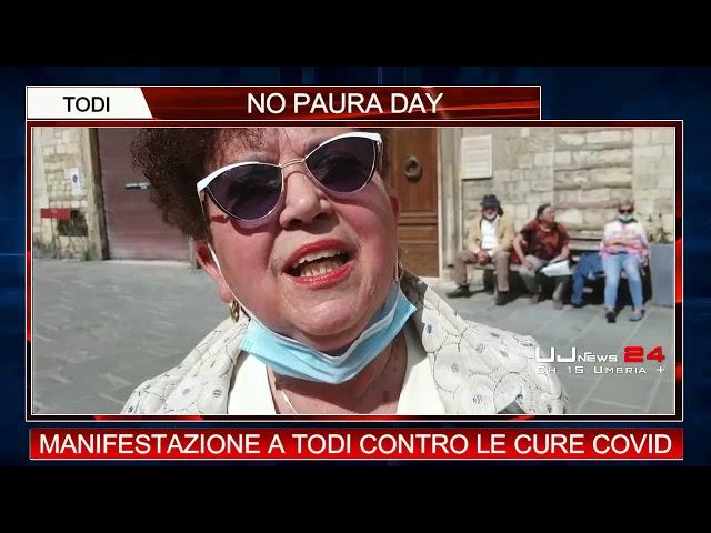 Tg Umbria+Teleterni del 10 maggio 2021