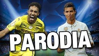Canción Borussia Dortmund vs Real Madrid 1-3 (PARODIA Shakira - Perro Fiel)