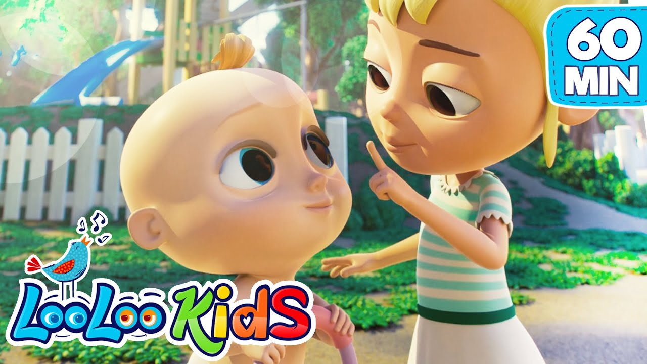 Let`s play with Johny and Friends - LooLooKids Nursery rhymes