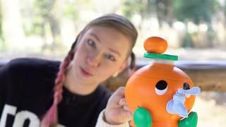 Personal Tangerine Juicer