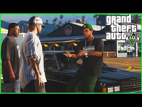 GTA V Online Multiplayer Free Roam & Races