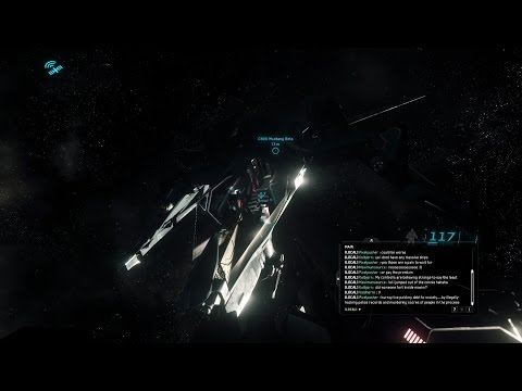 Star Citizen Missions make Ingame money #2 repair my ship