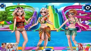 Summer swimwear dress up game | fun free girls kids games | dress up games online