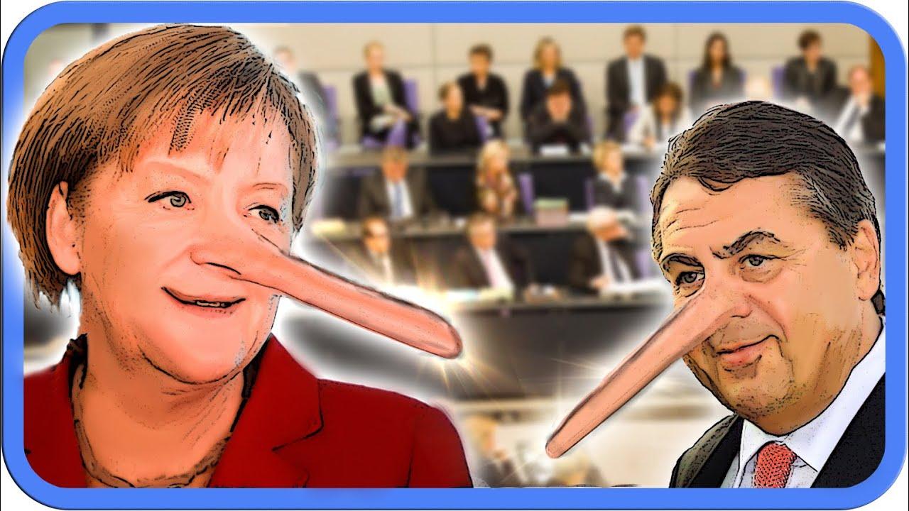 Politiker Lügen