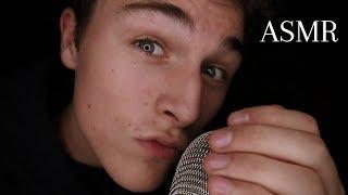ASMR Kissing You Goodnight (Sleep-Inducing)