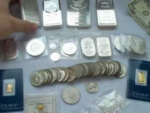 Introduction To Precious Metals (Silver & Gold)