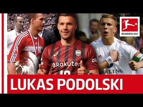 Lukas Podolski - Made in Bundesliga