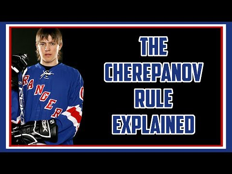 The Cherepanov Rule Explained