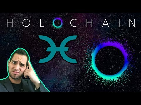 What Is Holochain? Not A Blockchain? Scalable Agent-Centric Distributed Computing | $HOT
