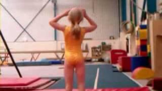 Ellie Watson Gymnast aged 10 & 11
