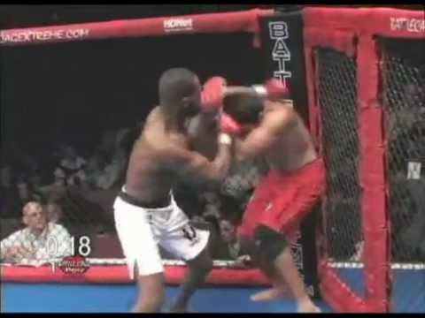 John Jones - The Early Fights Part 1 [HD] Version