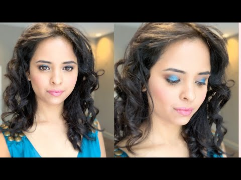 Party Makeup Tutorial | Blue Eyes thumbnail