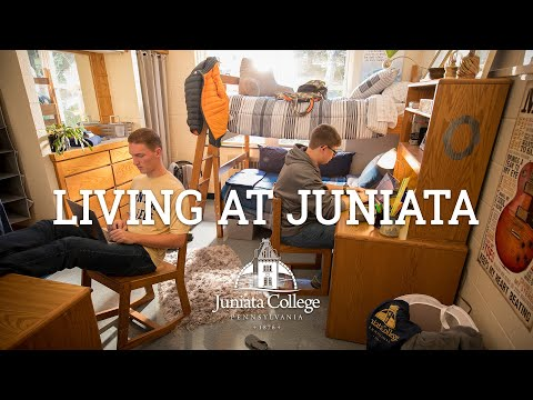 Living at Juniata College | A Look at First-Year Residence Halls