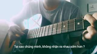 Lặng Lẽ Tổn Thương | Guitar Cover |