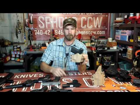 STEALTH OPERATOR HOLSTER REVIEW