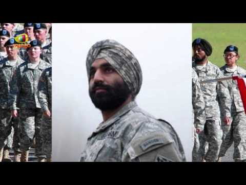 Sikh-American Army Captain Simratpal Singh Allowed To Serve With Beard And Turban | Mango News