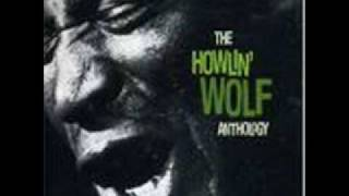 Howlin Wolf Three Houndred Pounds Of Joy