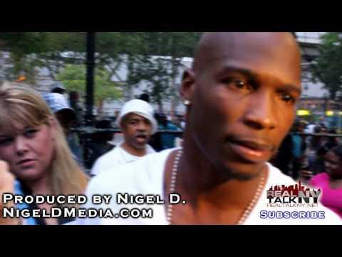 Chad Ochocinco Speaks On Darrelle Revis & New Reality Show