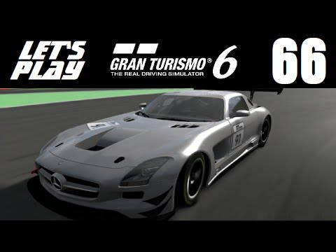 Let's Play Gran Turismo 6 - Part 66 - Group GT3 Series