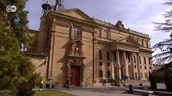 Ein Besuch in der spanischen Stadt Salamanca   Euromaxx city