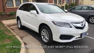 2018 Acura RDX - Reasons to buy (before the 2019 release)